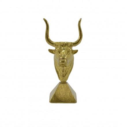 Head of bull N7