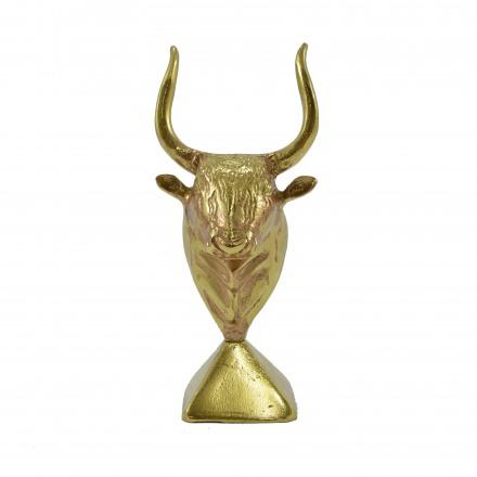 Head of  bull N4